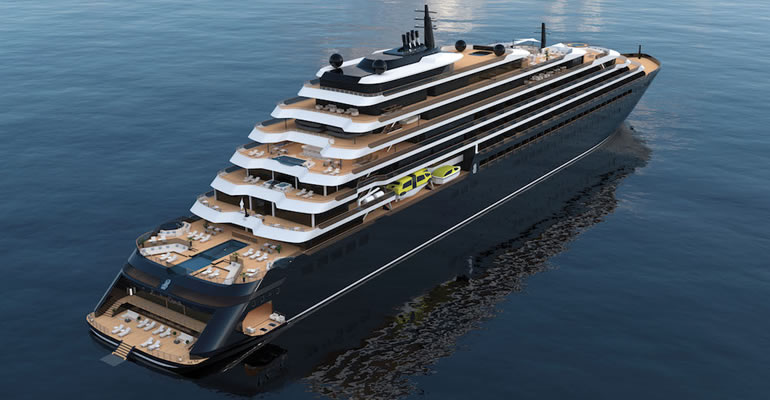 In conversation with The Ritz – Carlton Yacht Collection