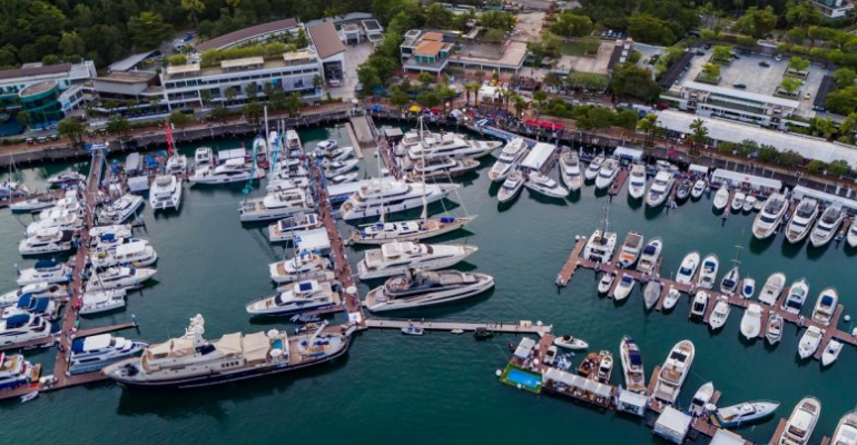 Singapore Yacht Show 2020 suspended amid coronavirus concerns