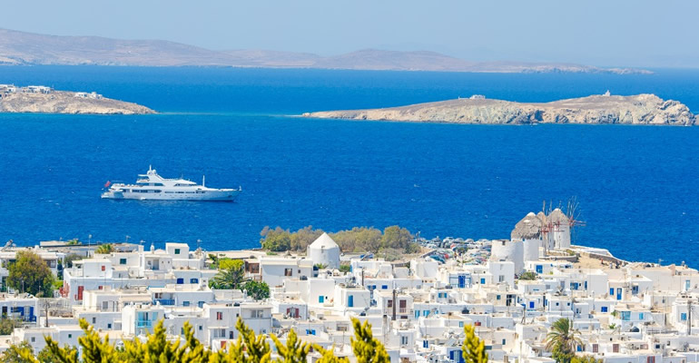 Greece introduces new VAT rules for charter vessels
