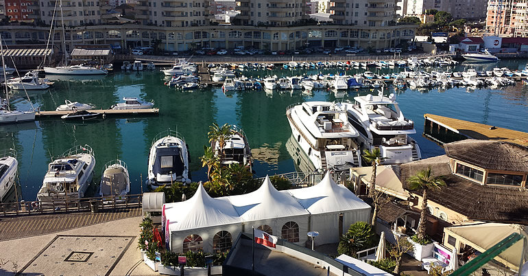 Gibraltar extends yacht registration rights to over 70 more countries