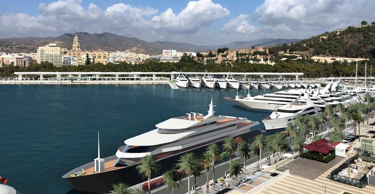 IGY Málaga makes a welcome addition to the marina network